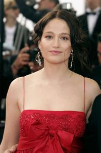 Marie Gillain at the premiere of