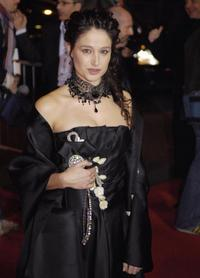 Marie Gillain at the 32nd Nuit des Cesar ceremony.