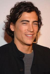 Andrew Keegan at the LA Fashion Week Party.