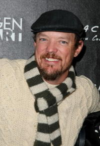 Matthew Lillard at the Kenneth Cole Black & Gen Art party during the 2009 Sundance Film Festival.