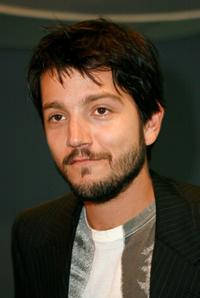 Diego Luna at the TIFF 2007 for the premiere of