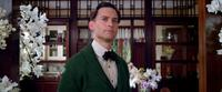 Tobey Maguire as Nick Carraway in