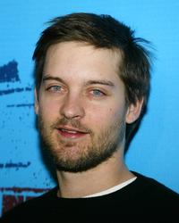 Tobey Maguire at the Hollywood Parties for Democracy