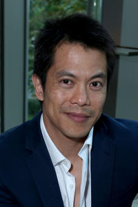 Byron Mann at the FINCA Canada Fundraiser during the 2012 Toronto International Film Festival.
