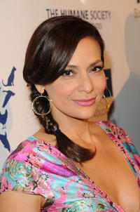 Constance Marie at the 26th Annual Genesis Awards in California.