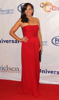 Constance Marie at the 26th Annual Imagen Awards Gala in California.