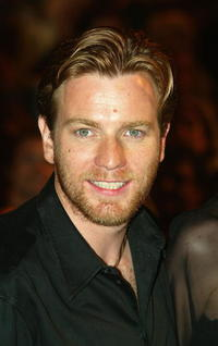 """Ewan McGregor at the screening of """"Young Adam"""" in Cannes, France."""