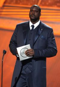 Shaquille O'Neal at the 2007 ESPY Awards.