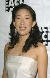 Sandra Oh at the 55th ACE Eddie Awards.