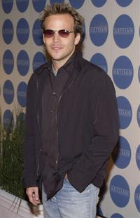 Stephen Dorff at the Details-Artisan Entertainment party.