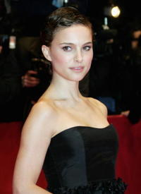 Natalie Portman at the Berlin premiere of