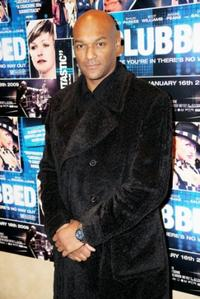 Colin Salmon at the UK gala screening of
