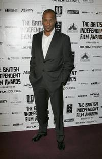 Colin Salmon at the British Independent Film Awards.
