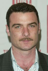 Liev Schreiber at the 2005 Tony Awards meet the nominees press reception.