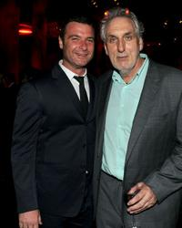 Liev Schreiber and Phillip Noyce at the California premiere of