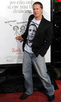 Jeff Anderson at the premiere of