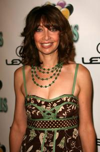 Illeana Douglas at the celebration for Cloris Leachman's 60 years in show business.