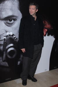 Vincent Cassel at the VIP Room theater for the