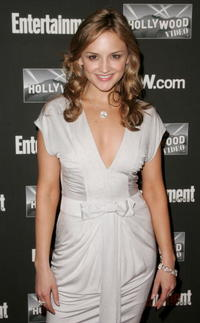Rachael Leigh Cook at the Entertainment Weekly Academy Awards viewing party in New York City.