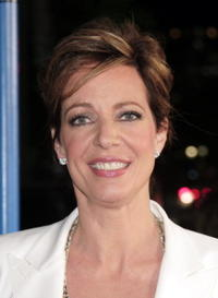 Actress Allison Janney at the L.A. premiere of