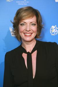 Allison Janney at the Perrier-Jouet and Women In Film Honors Female Oscar Nominees event.