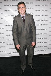 Joaquin Phoenix at the N.Y. premiere of