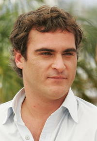 Joaquin Phoenix at the photocall for