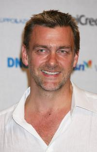 Ray Stevenson at the fourth day of Roma Fiction Fest 2008.
