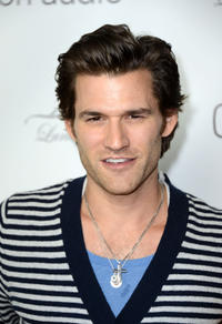 Johnny Whitworth at the Carbon Audio's Zooka Launch party in California.