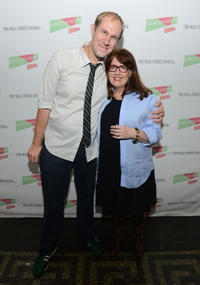 Craig Zobel and Ann Dowd at the BAMcinemaFest 2012 New York premiere of