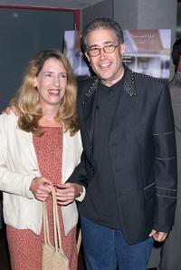 Ann Dowd and Robert Allen Ackerman at the screening of