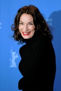 Jeanne Balibar at the photocall to promote