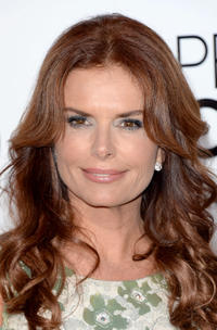 Roma Downey at the 40th Annual People's Choice Awards in California.