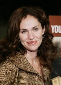 Amy Brenneman at the Los Angeles premiere of the film