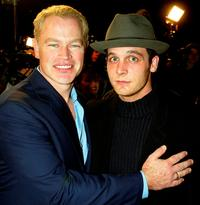 Neal McDonough and Ethan Embry at the premiere of