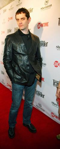 James Frain at the premiere of