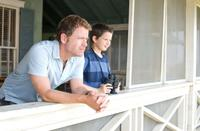 Greg Kinnear and Bobby Coleman in
