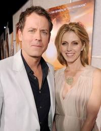 Greg Kinnear and Helen Labdon at the California premiere of
