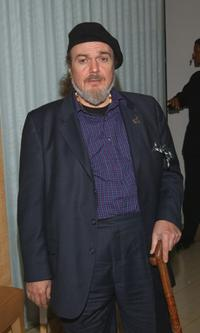 Dr. John at the WB post-Grammy party.