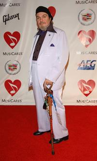 Dr. John at the 2006 MusiCares Person of the Year honoring James Taylor.