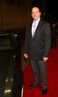 John Carroll Lynch at the world premiere of