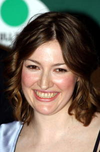 Kelly MacDonald at the Film Critics Circle Awards.