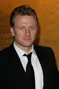 Kevin McKidd at the Morgan Stanley Great Britons 05 awards ceremony.