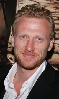 Kevin McKidd at the Los Angeles premiere of