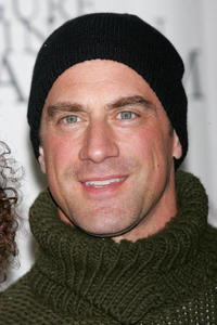 Christopher Meloni at the 2007 'Skating With The Stars Under The Stars'.
