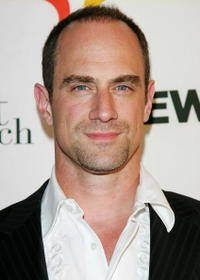 Christopher Meloni at the Entertainment Weekly's party of