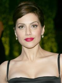 Brittany Murphy at the 2007 Vanity Fair Oscar party.