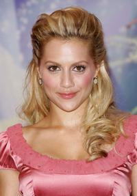 Brittany Murphy at the Javitz Convention Center.