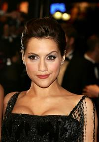 Brittany Murphy at the screening of