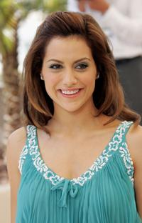 Brittany Murphy at an photocall of